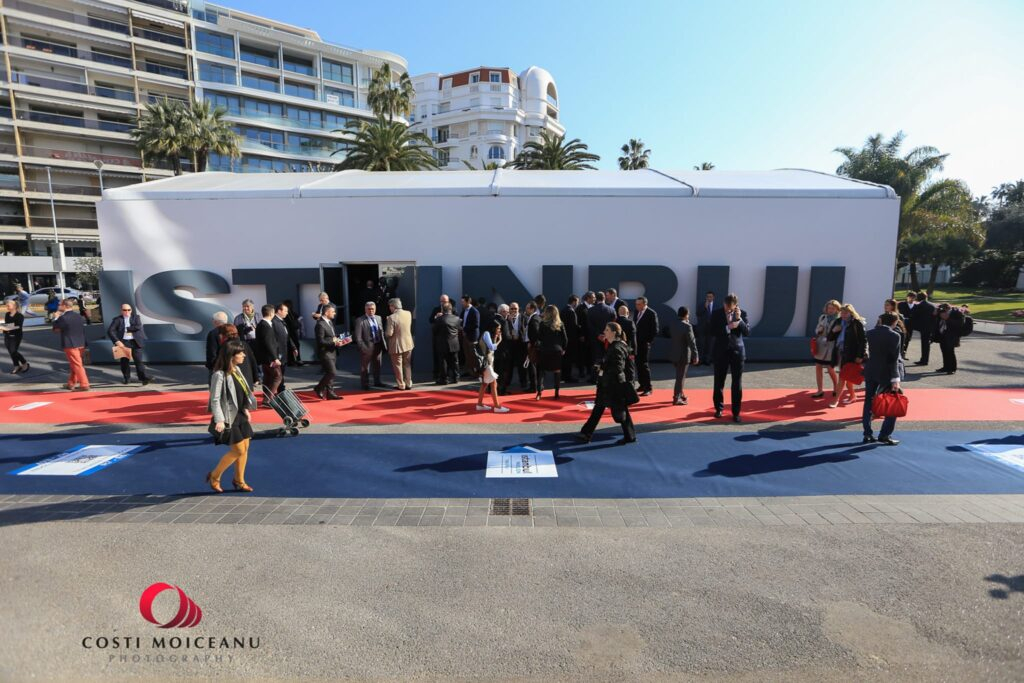 MIPIM Cannes 2015 - Professional photographer on the Côte d'Azur
