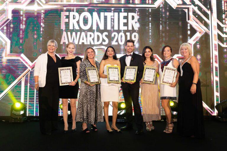 Frontier Awards 2019