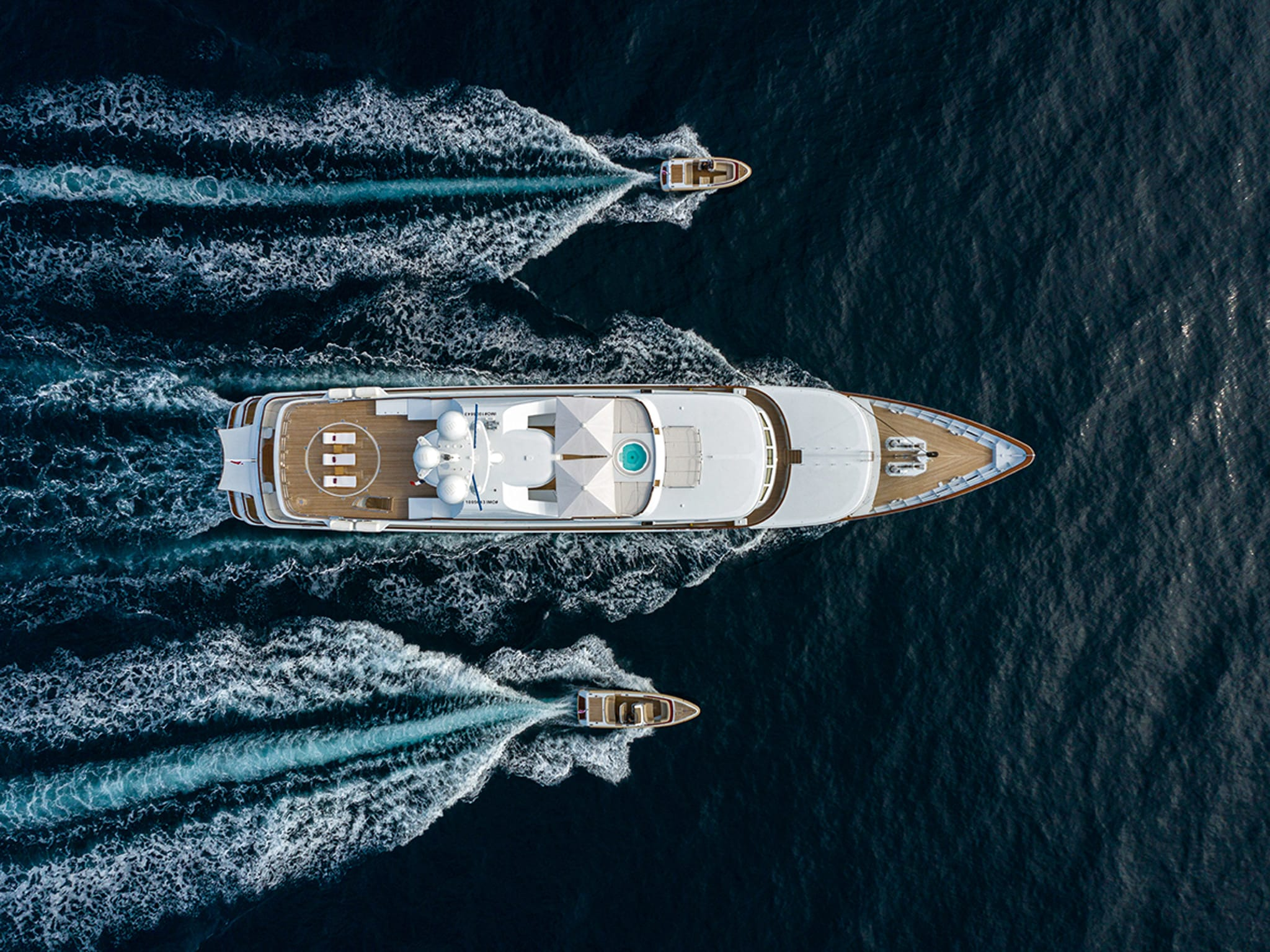 Yachting - Professional photographer on the Côte d'Azur
