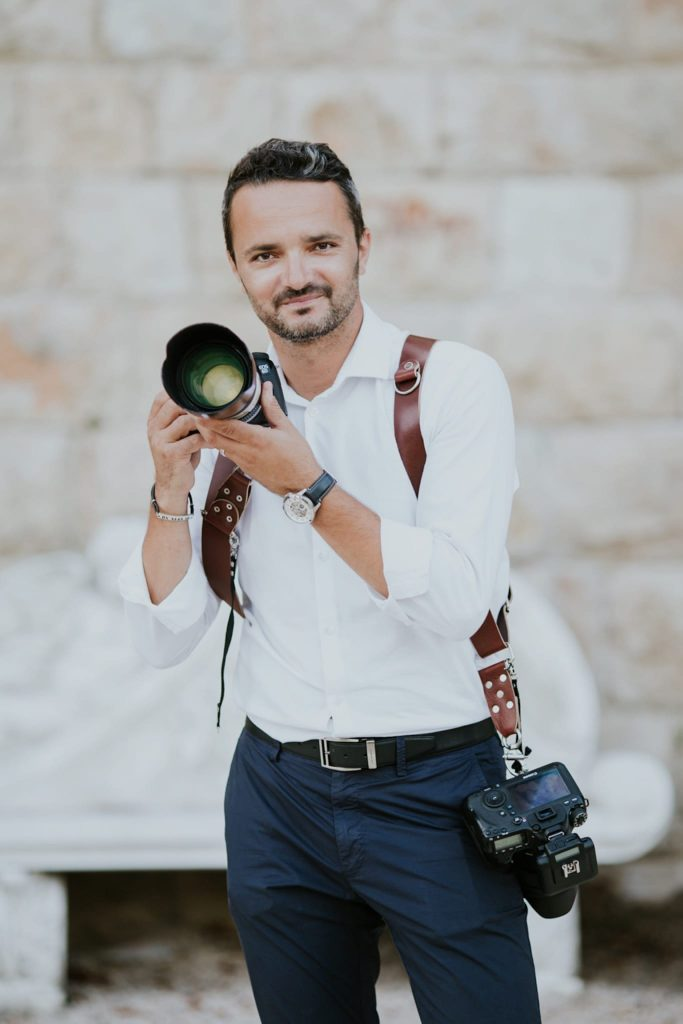 Contact - Professional photographer on the Côte d'Azur